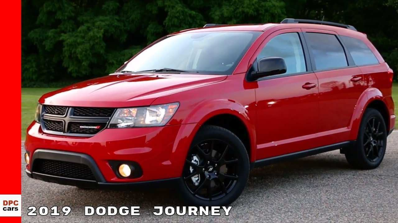 58 The Best 2019 Dodge Journey Srt Specs And Review