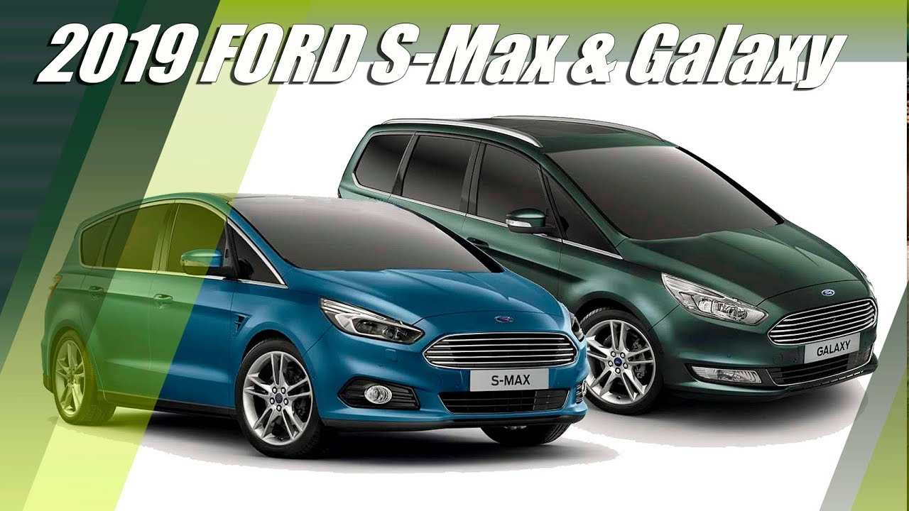 58 The Best 2019 Ford Galaxy Redesign And Concept