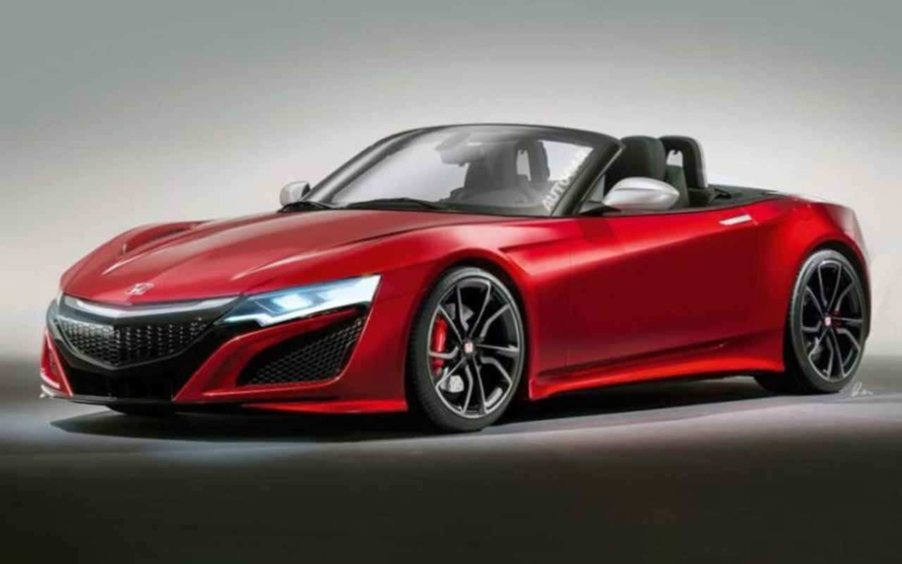 58 The Best 2019 Honda Prelude Type R Photos