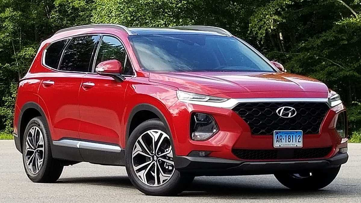 58 The Best 2019 Hyundai Santa Fe History