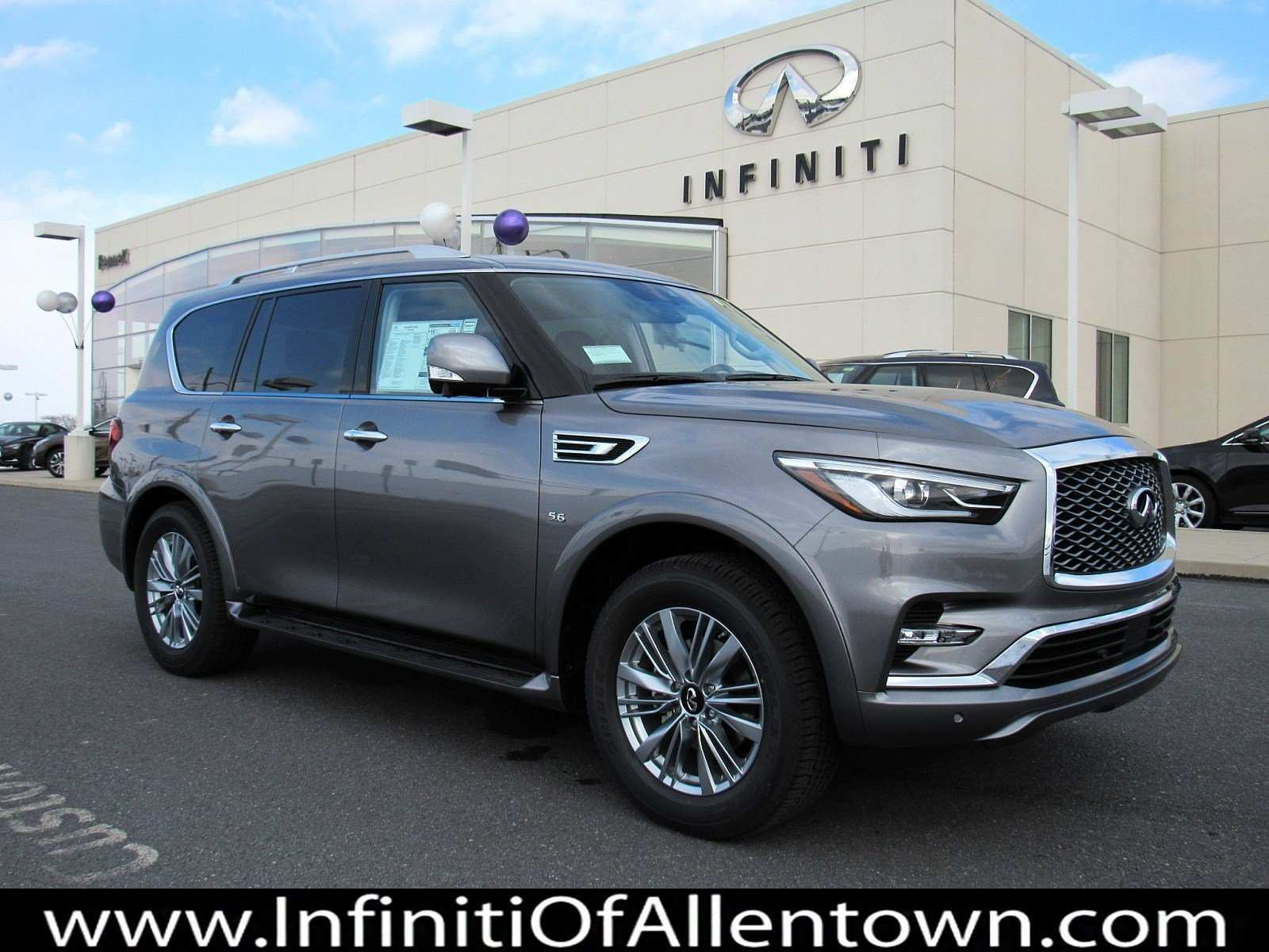 58 The Best 2019 Infiniti Qx80 Suv Exterior And Interior