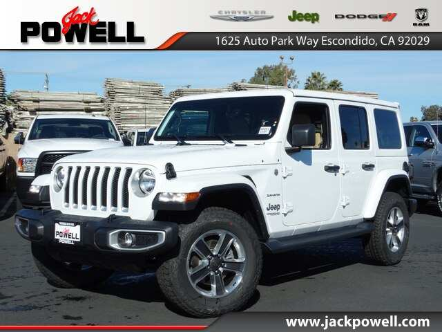 58 The Best 2019 Jeep Wrangler Unlimited New Model And Performance