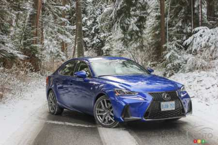 58 The Best 2019 Lexus IS350 Redesign And Concept