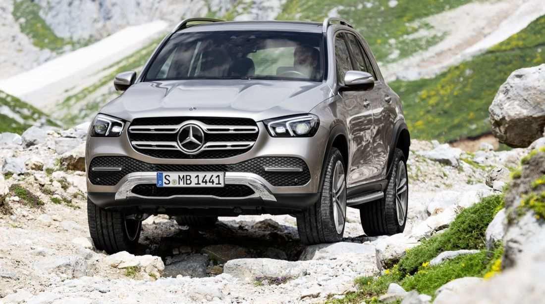 58 The Best 2019 Mercedes Ml Class New Review
