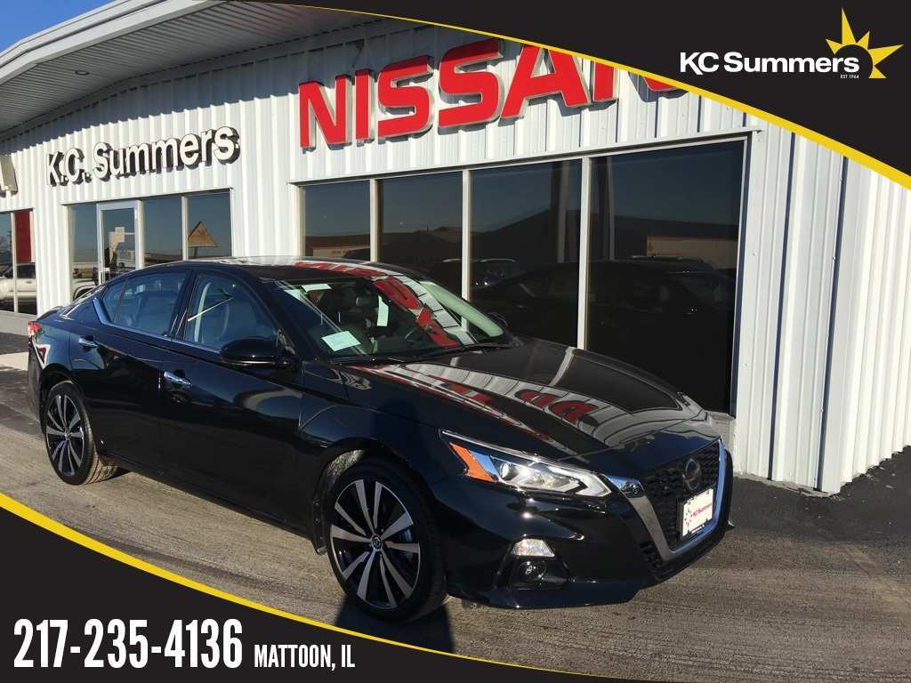 58 The Best 2019 Nissan Altima Black Picture
