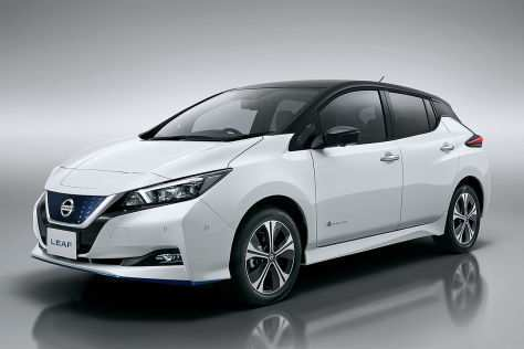 58 The Best 2019 Nissan Leaf Review Images