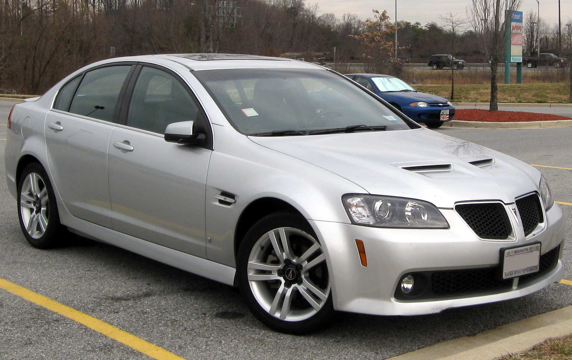58 The Best 2019 Pontiac G8 Gt Picture