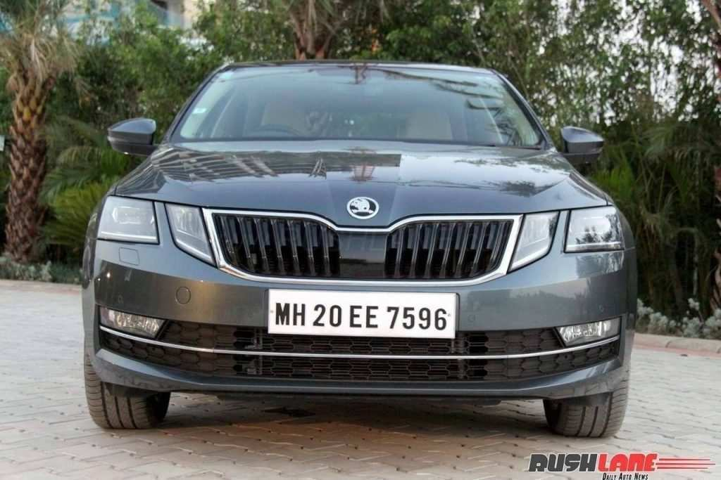 58 The Best 2019 Skoda Octavia India Egypt Engine