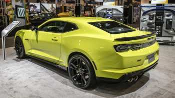 58 The Best 2019 The All Chevy Camaro Performance And New Engine
