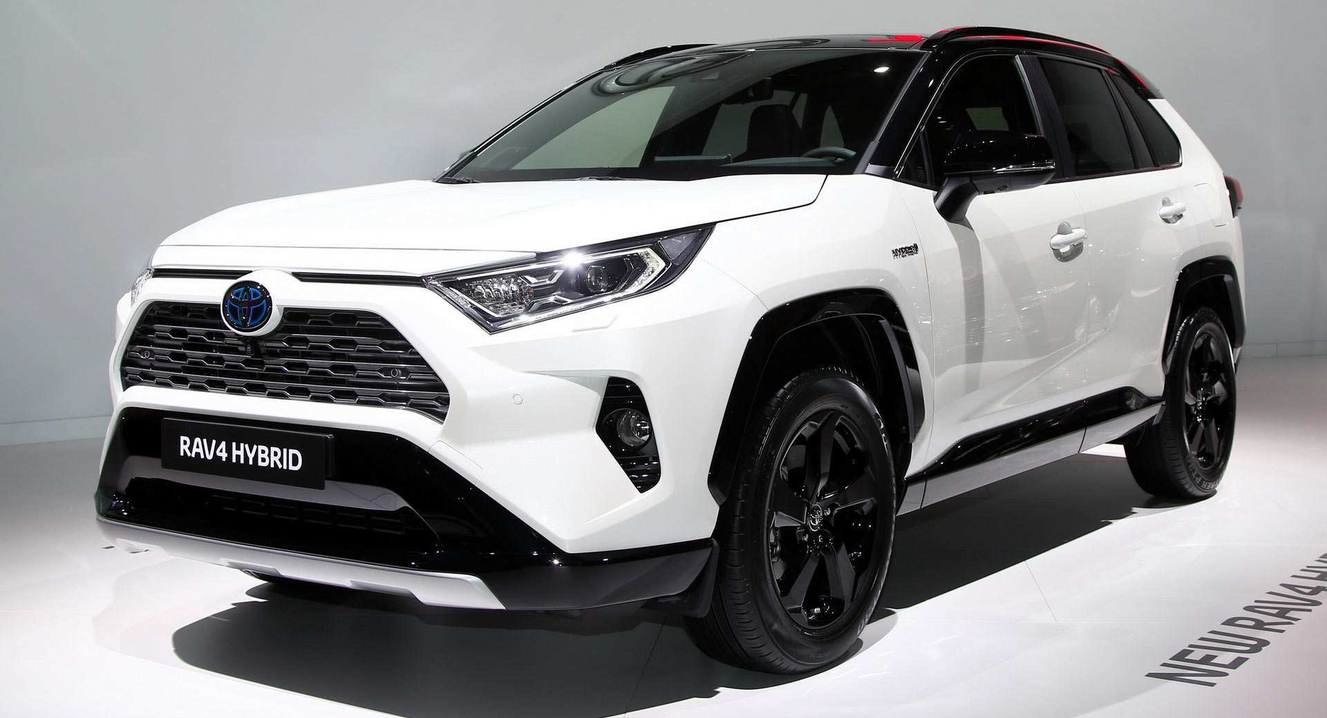 58 The Best 2019 Toyota Rav4 Hybrid Price Design And Review