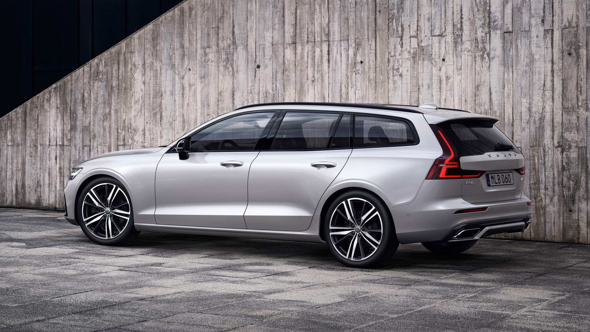 58 The Best 2019 Volvo S60 R Exterior