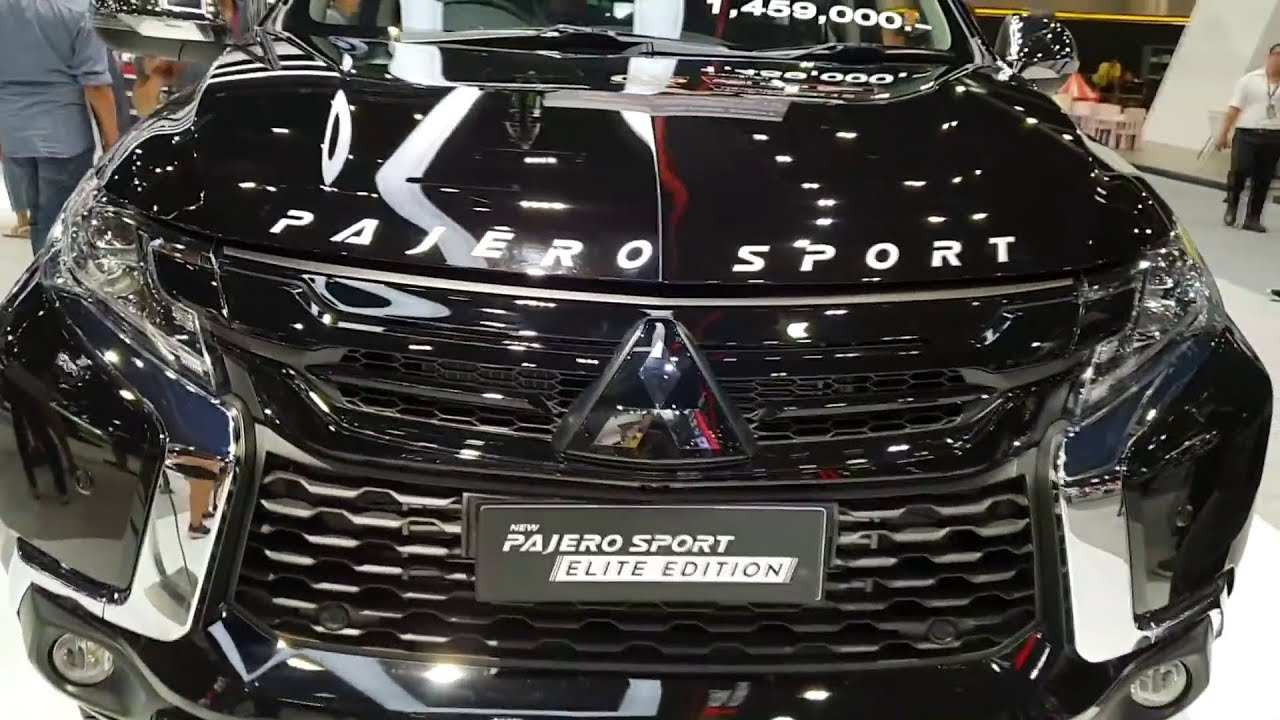 58 The Best 2020 All Mitsubishi Pajero Redesign