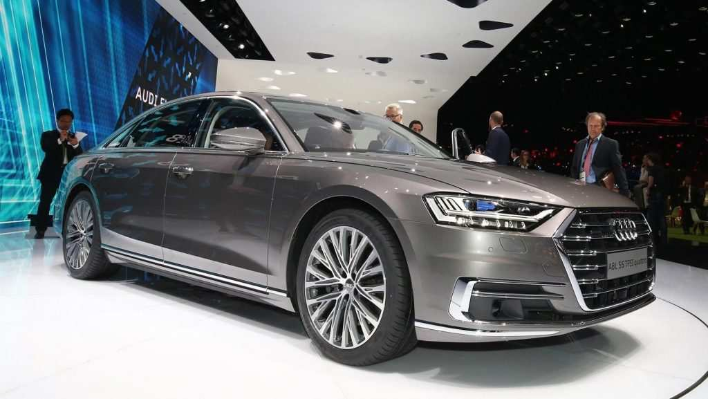 58 The Best 2020 Audi A8 L In Usa Review
