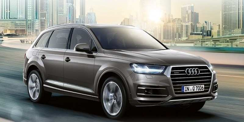 58 The Best 2020 Audi Q7 Changes Price And Release Date