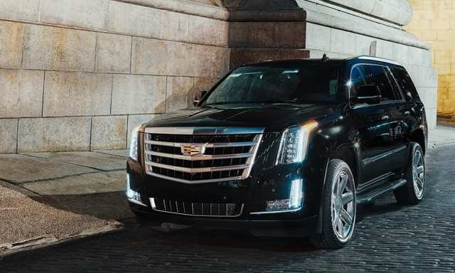 58 The Best 2020 Cadillac Suv Lineup Release