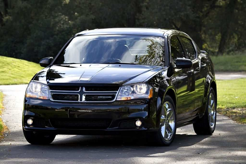 58 The Best 2020 Dodge Avenger Srt Interior