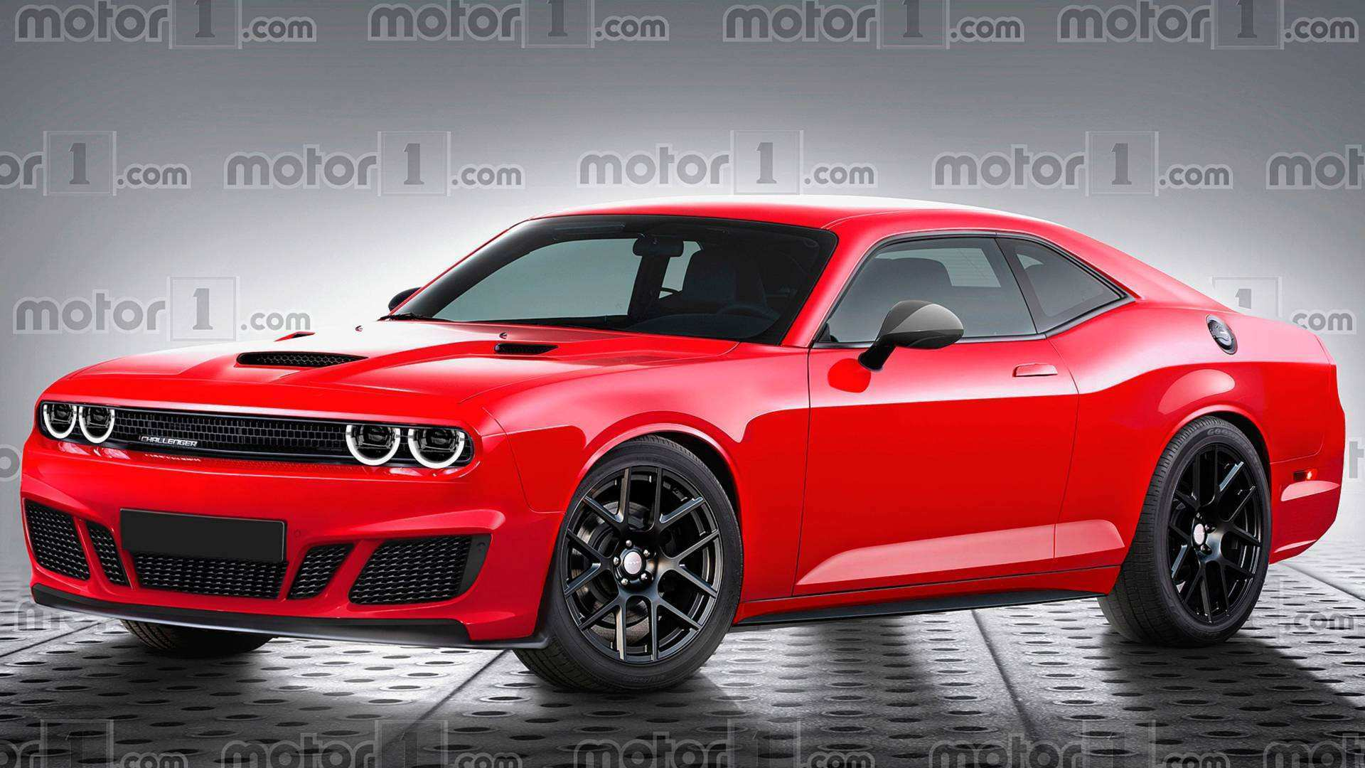 58 The Best 2020 Dodge Challenger Srt Review And Release Date