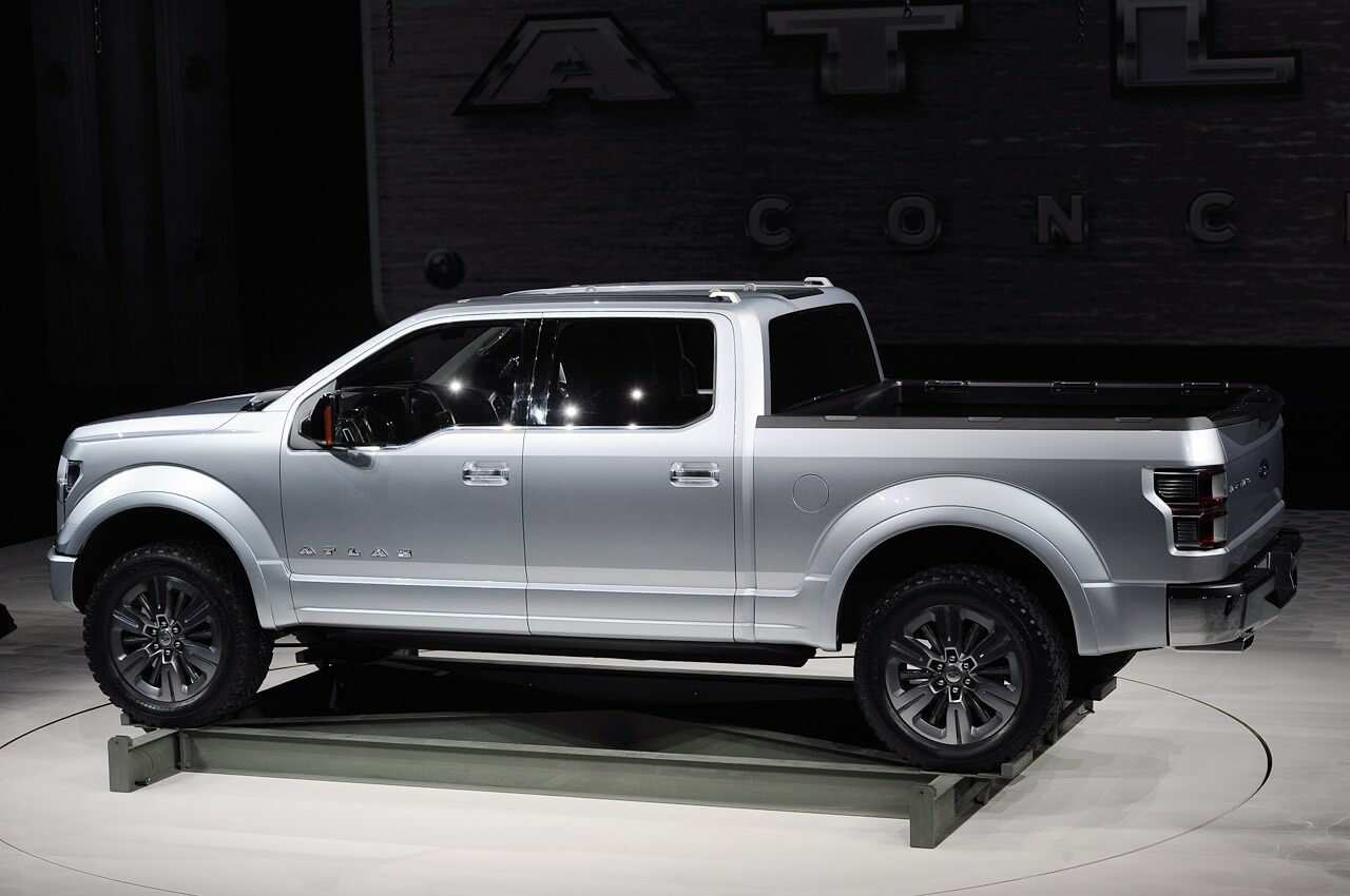 58 The Best 2020 Ford Atlas Configurations