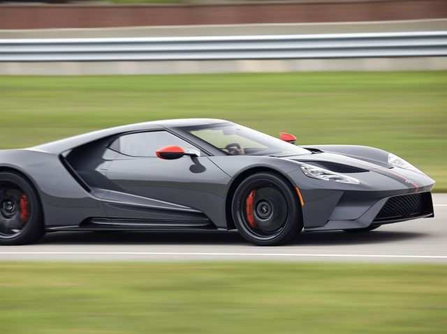 58 The Best 2020 Ford Gt Supercar Redesign And Review