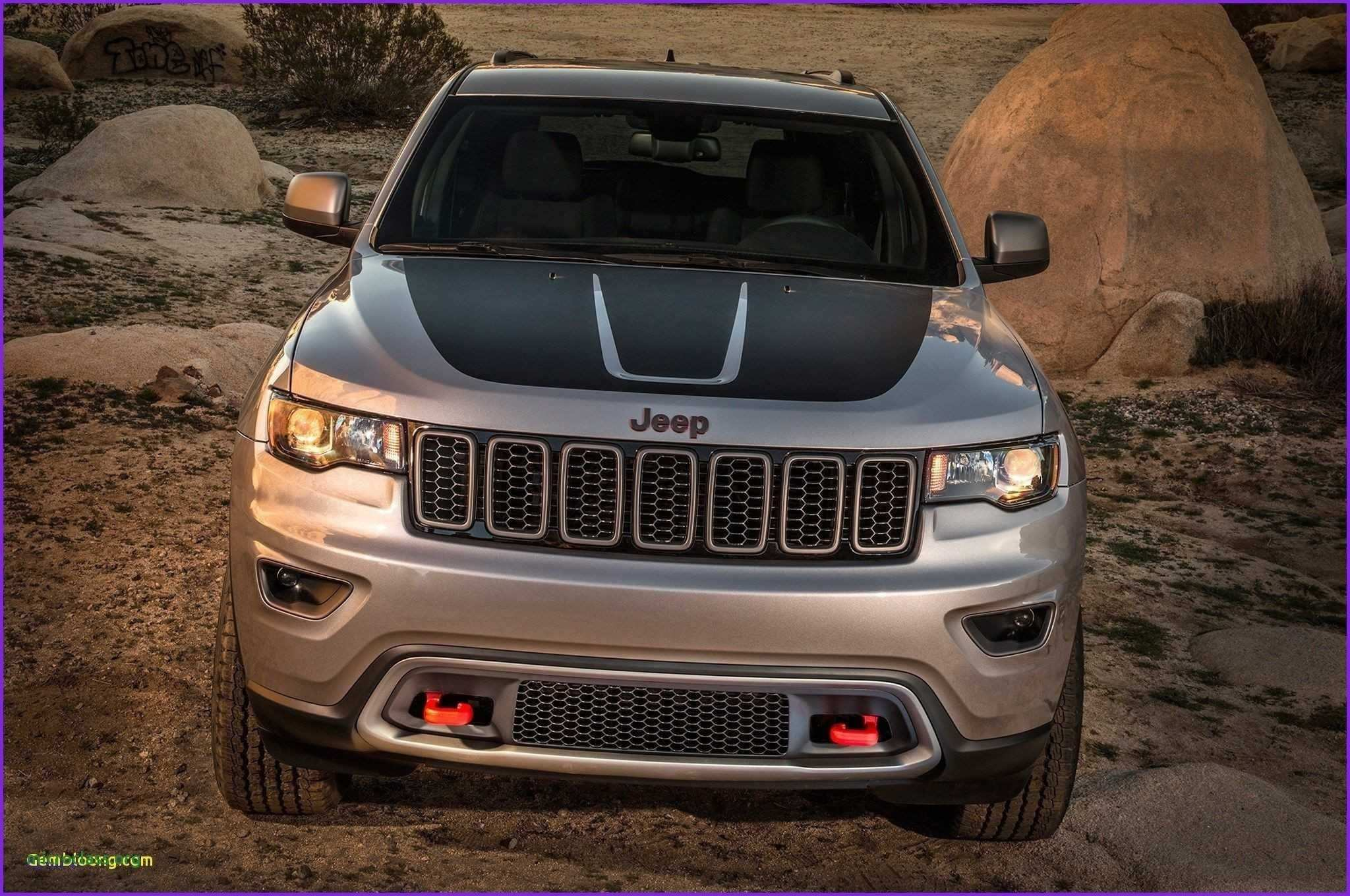 58 The Best 2020 Grand Cherokee Srt Redesign And Concept