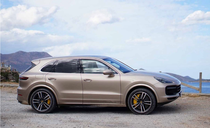 58 The Best 2020 Porsche Cayenne Model Model
