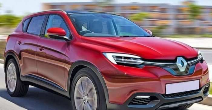 58 The Best 2020 Renault Kadjar Redesign And Review