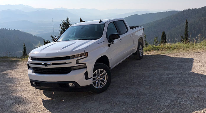58 The Best 2020 Silverado 1500 Redesign And Review