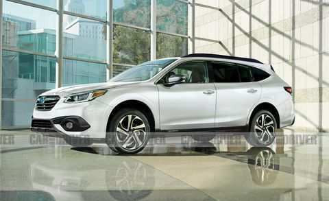 58 The Best 2020 Subaru Outback Photos Price And Release Date