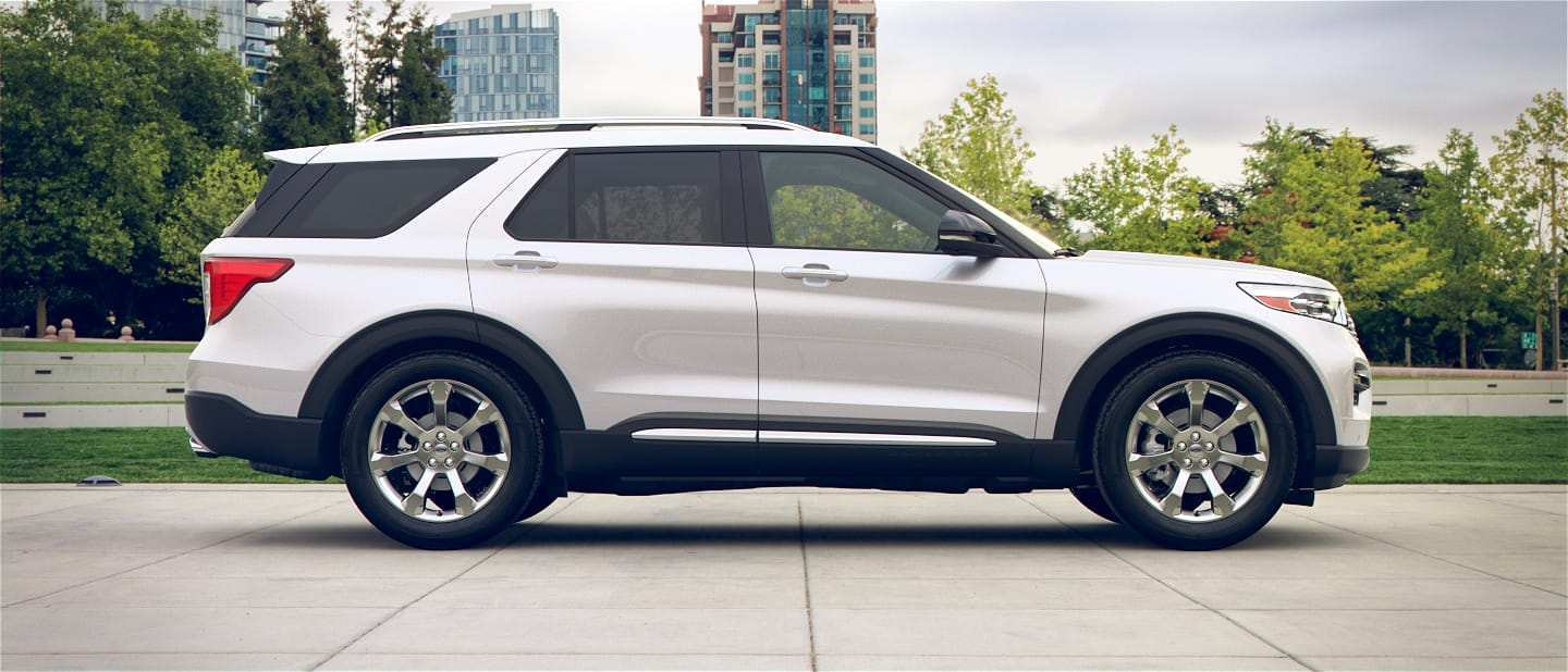 58 The Best 2020 The Ford Explorer Concept And Review