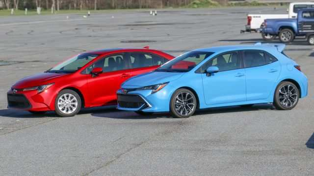 58 The Best 2020 Toyota Corolla Hatchback Specs And Review