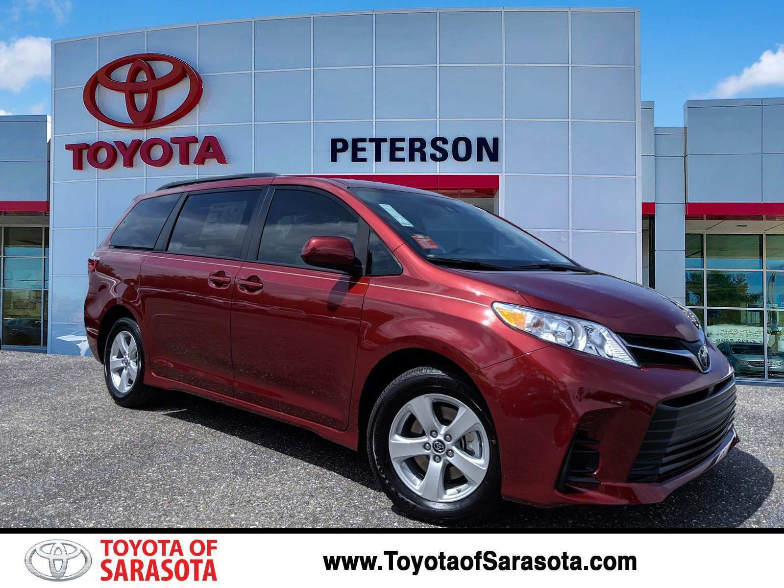 58 The Best 2020 Toyota Sienna New Concept