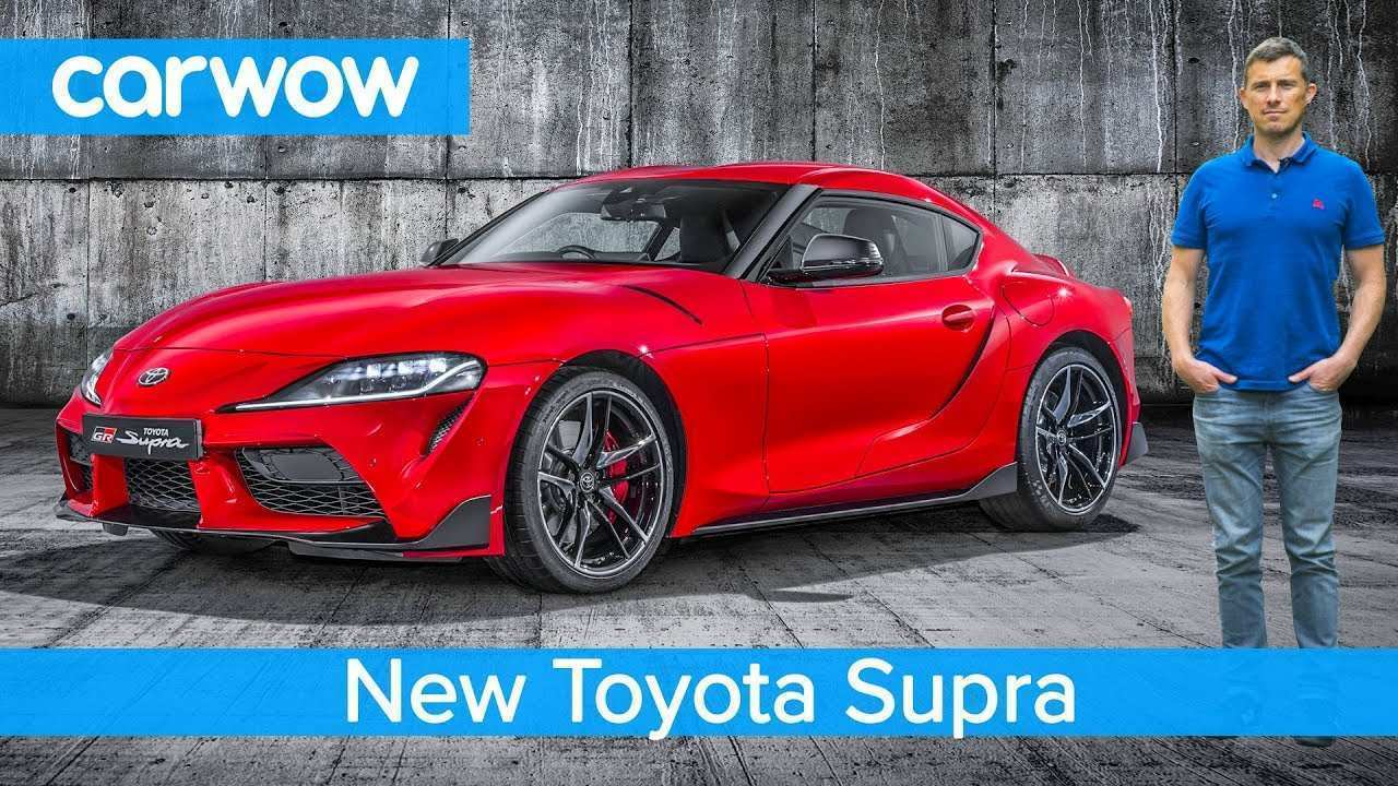 58 The Best 2020 Toyota Supra Review
