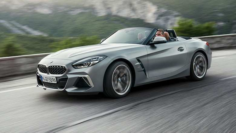 58 The Best 2020 Toyota Supra Vs BMW Z4 Specs And Review