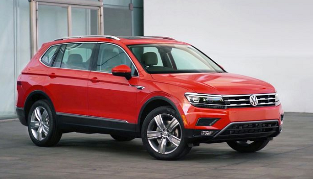 58 The Best 2020 Volkswagen Tiguan New Review