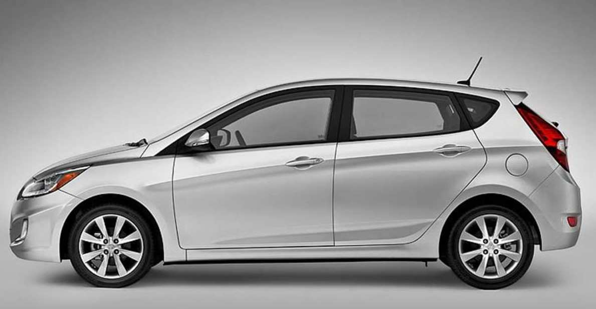 58 The Best Hyundai Accent Hatchback 2020 Performance And New Engine