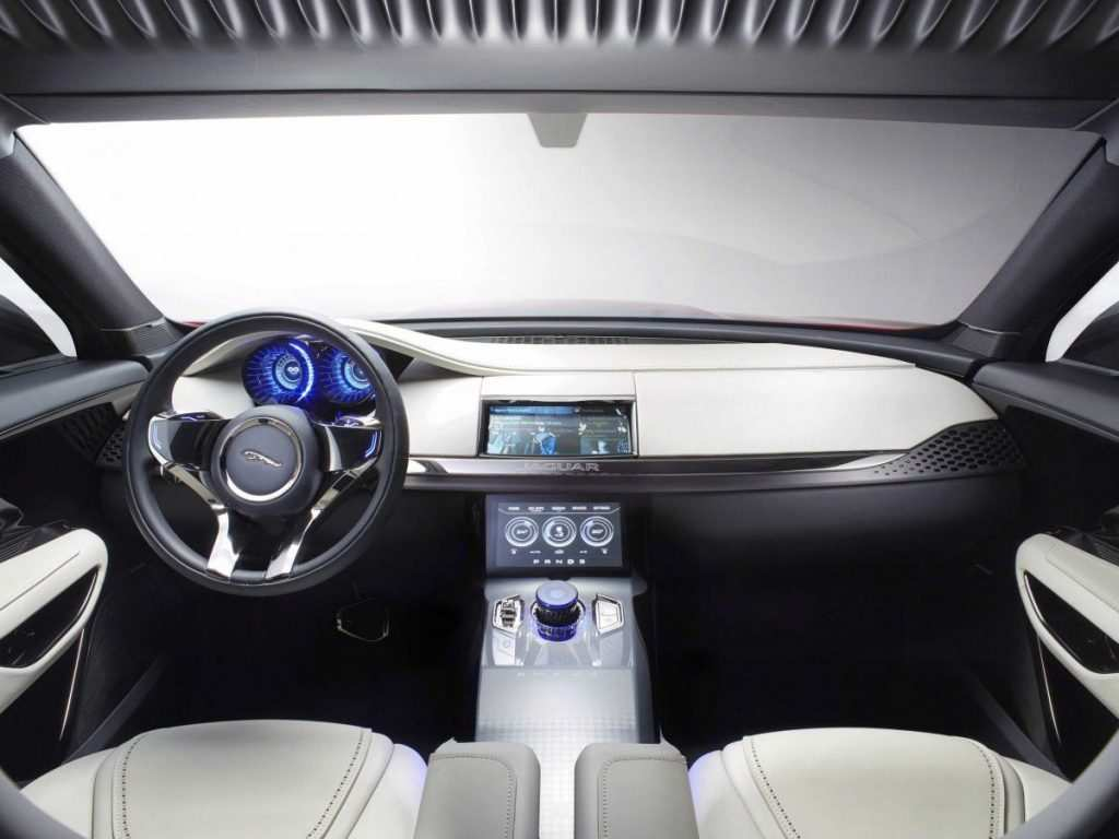 58 The Best Jaguar F Pace 2020 Interior Price And Release Date
