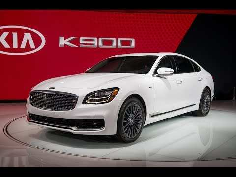 58 The Best K900 Kia 2019 New Review