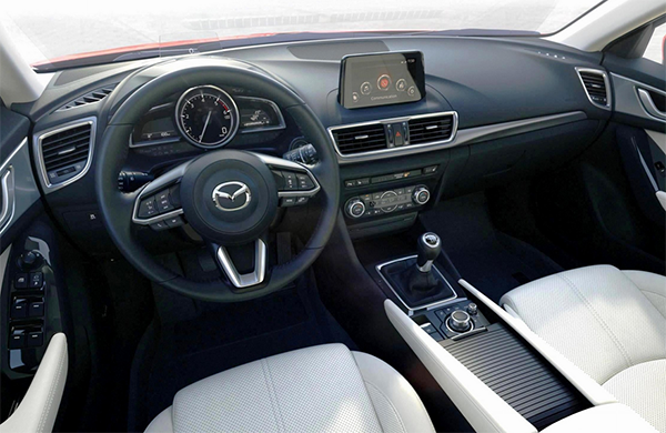58 The Best Mazda 3 2020 Interior Pricing