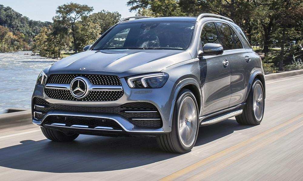 58 The Best Mercedes Maybach Suv 2019 Configurations
