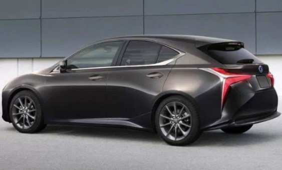 58 The Best New Lexus Ct 2019 Release Date And Concept