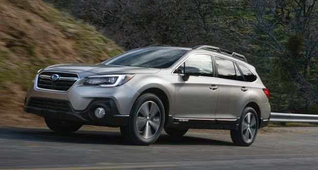 58 The Best Next Generation Subaru Outback 2020 Concept