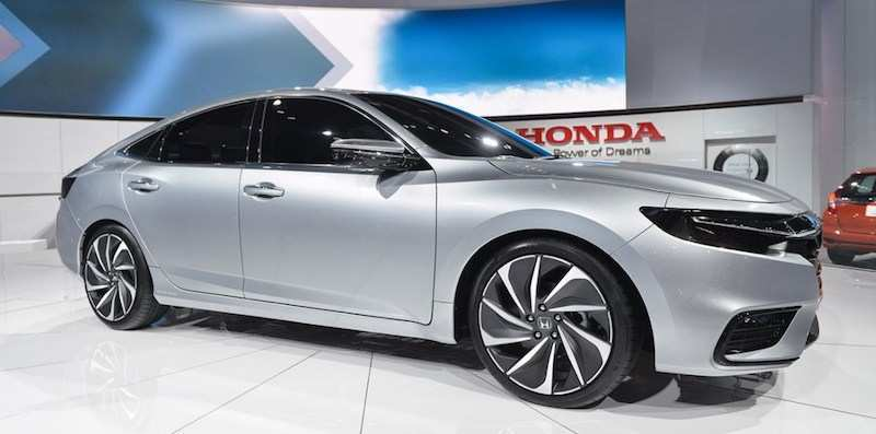 58 The Honda New Model 2020 New Concept