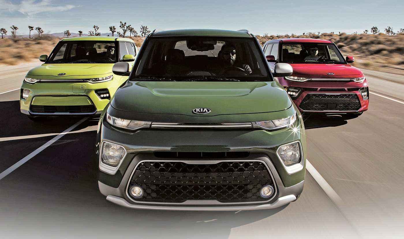 58 The Kia In 2020 Prices