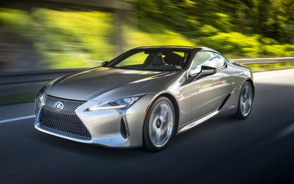58 The Lc Lexus 2019 Performance