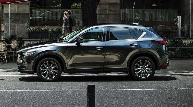 58 The Mazda Cx 5 2020 Model Research New