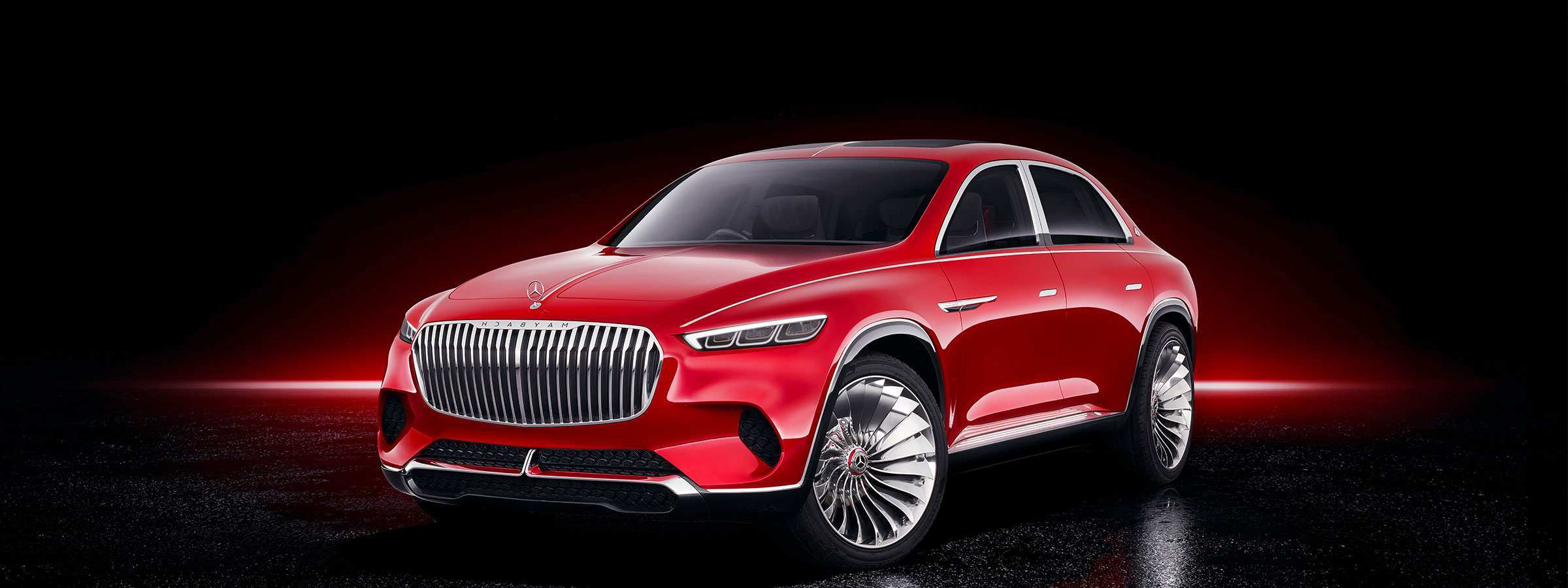 58 The Mercedes Maybach Suv 2019 Release Date And Concept
