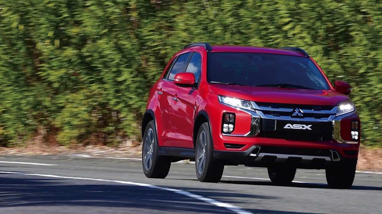58 The Mitsubishi Asx 2020 Youtube Photos