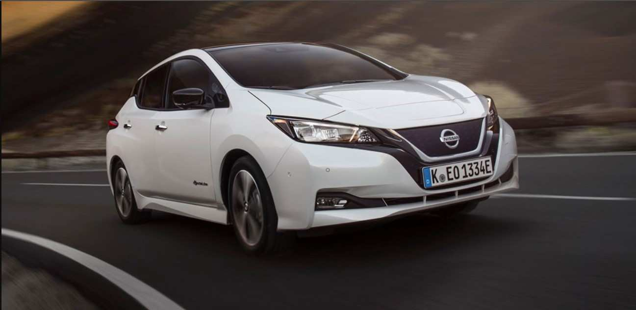 58 The Nissan Leaf 2020 Release Redesign And Review