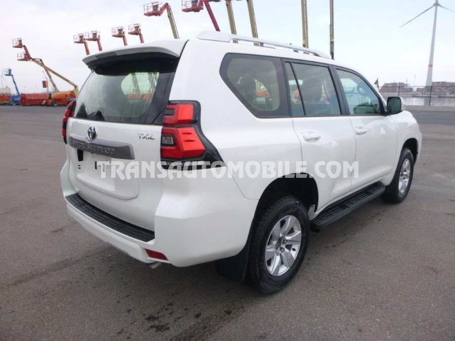 58 The Prado Toyota 2019 Pricing