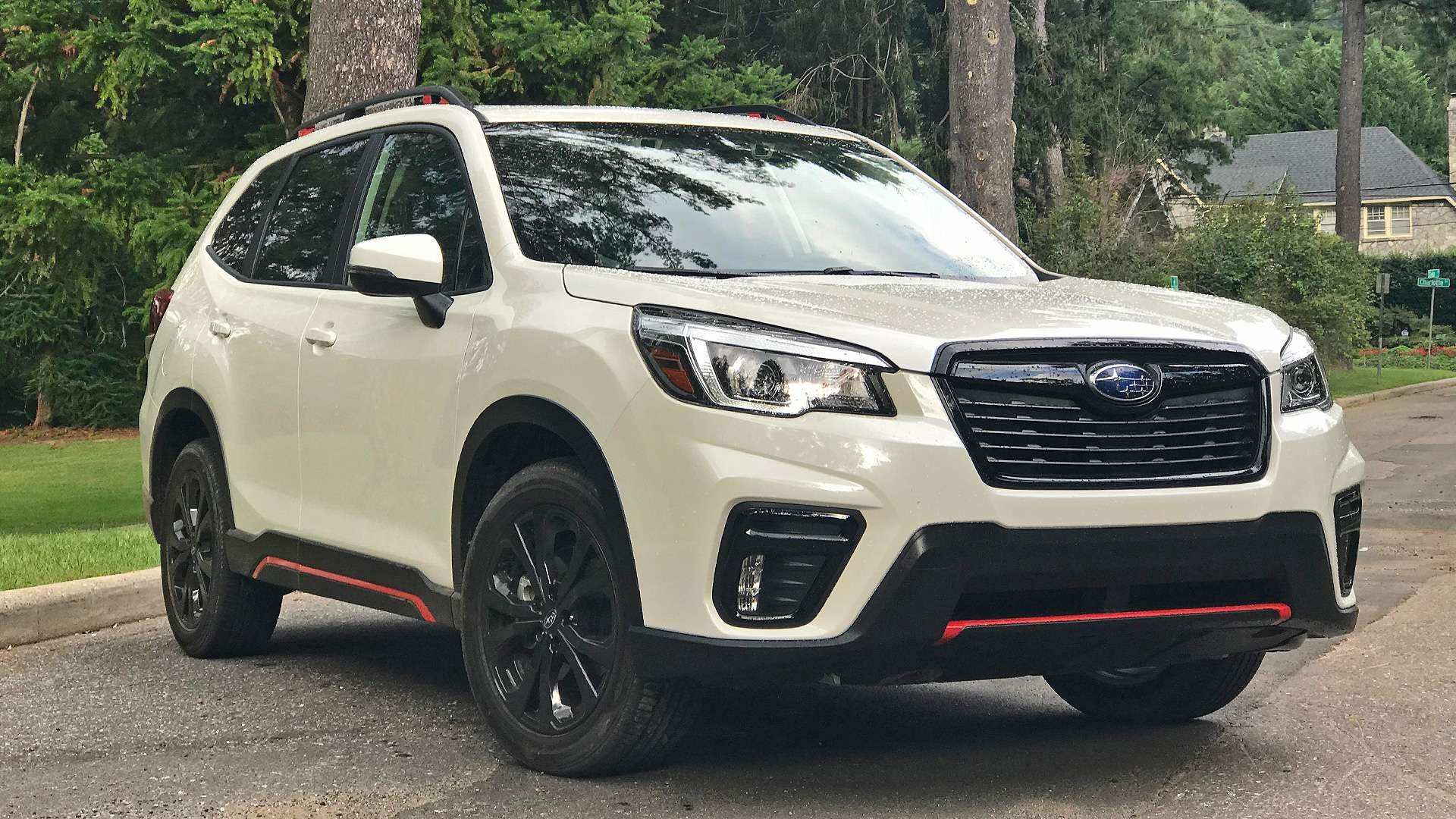 58 The Subaru Forester 2019 Gas Mileage Spy Shoot